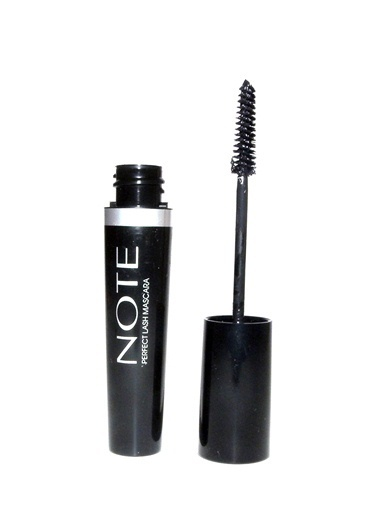 Note Perfect Lash Mascara Black Siyah